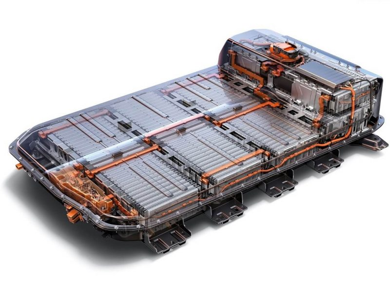 Аккумуляторная батарея Opel Ampera-e