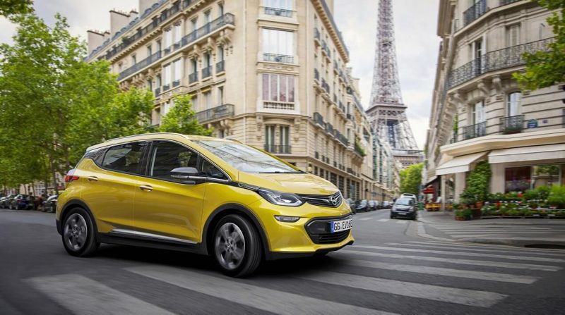 Фото Opel Ampera-e 2017