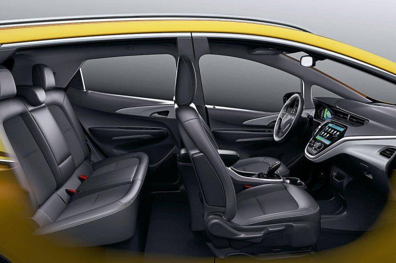 Opel Ampera-e салон