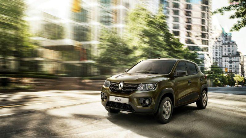Авто Renault Kwid