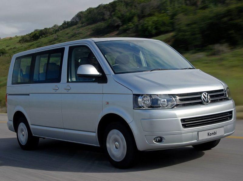 Фото авто VW Transporter Т5