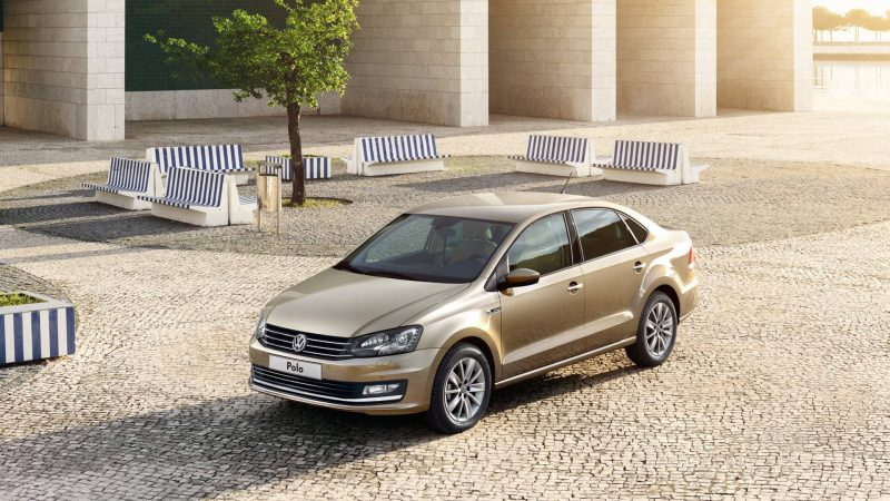Фото авто Volkswagen Polo