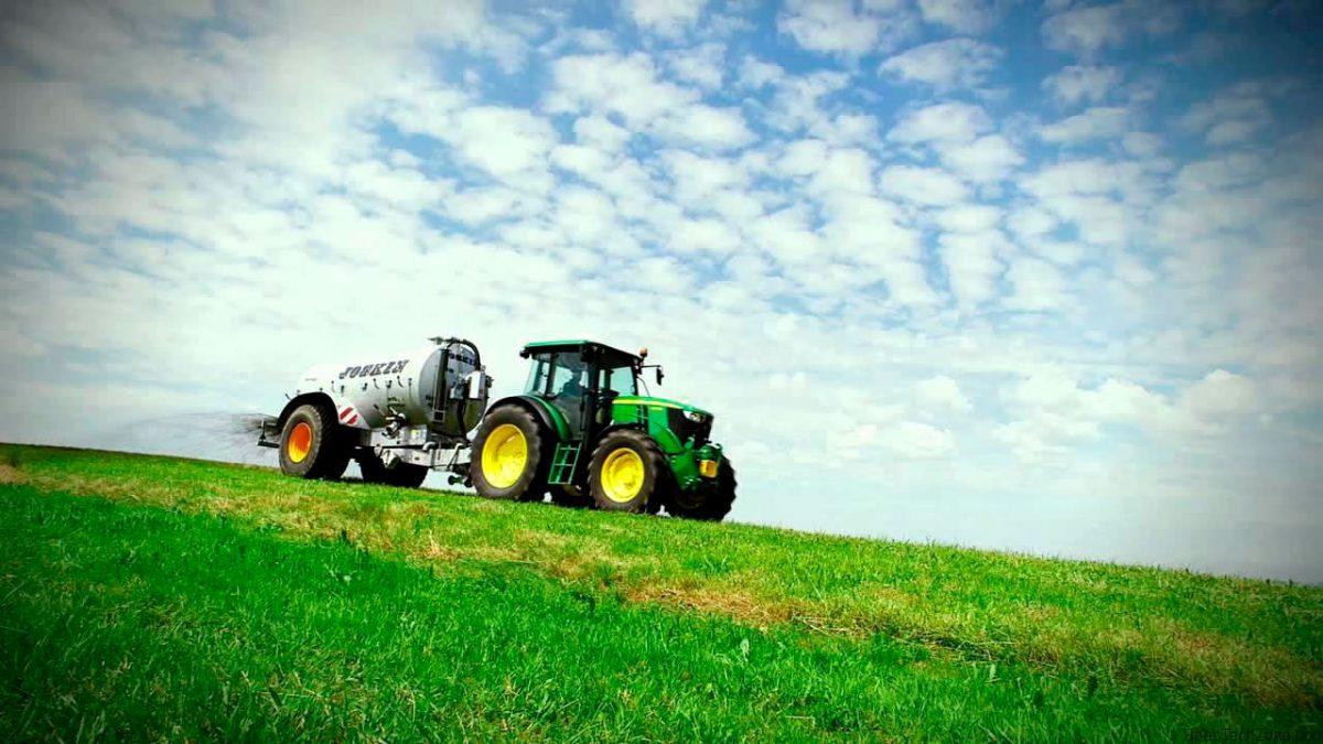 Колесные трактора Купить колесный трактор John Deere 6110B купить