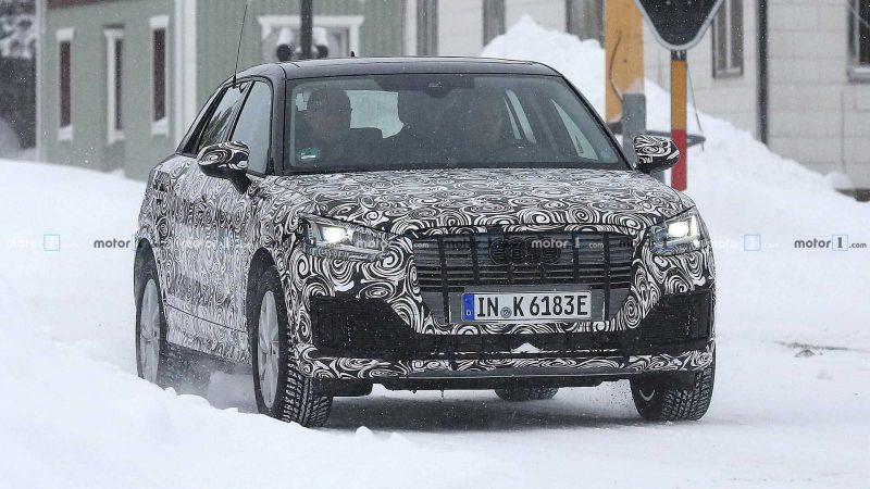 Фото Audi Q2 E-Tron