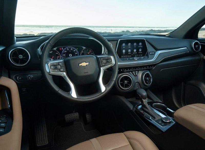 Рулевое колесо Chevrolet Blazer