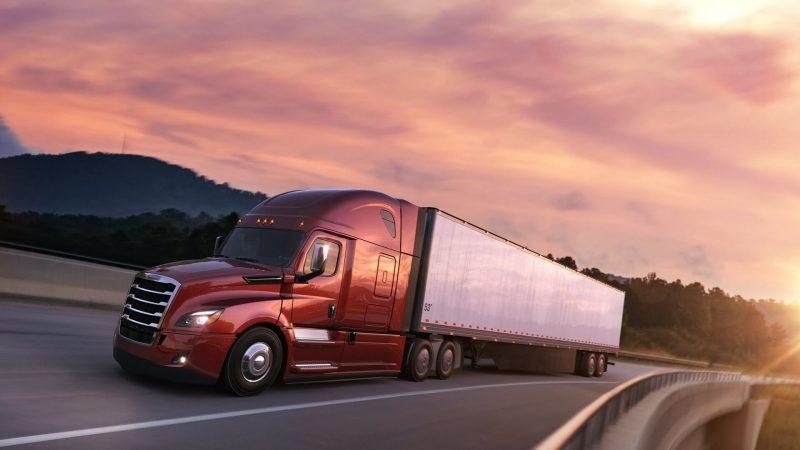 Фото Freightliner Cascadia