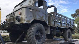 Авто ГАЗ-66