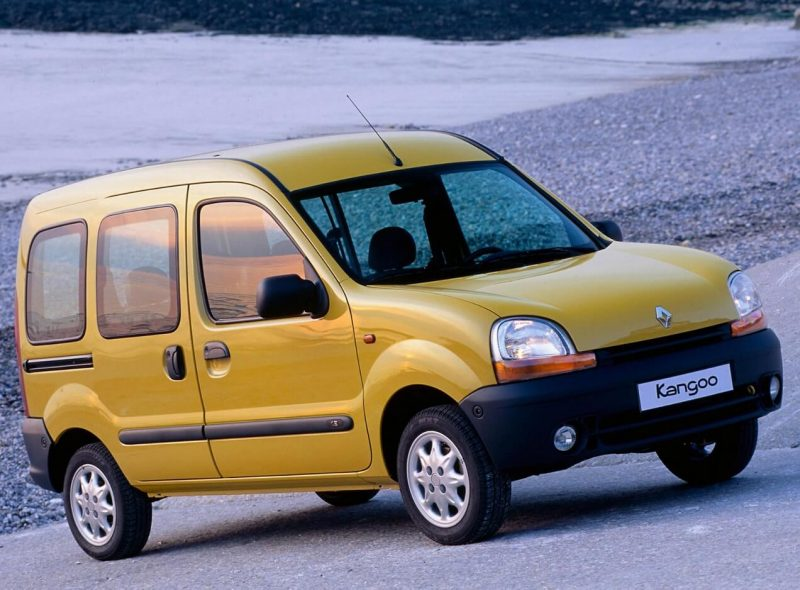 I поколение Renault Kangoo