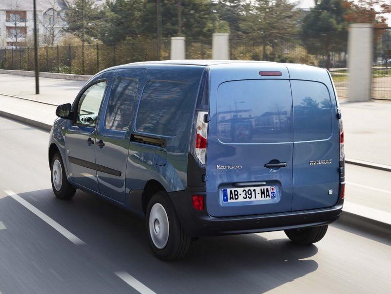 Renault Kangoo фото авто