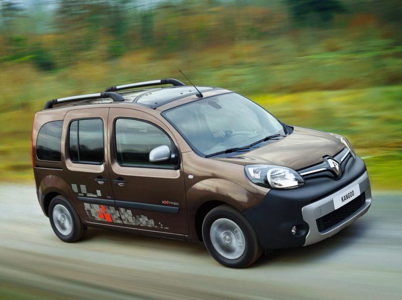 Фото Renault Kangoo Extrem