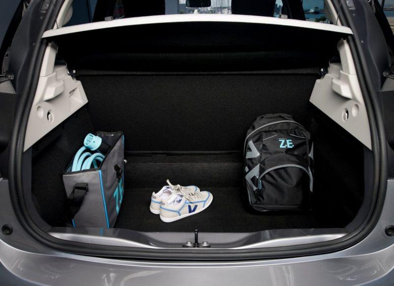 Багажник Renault ZOE