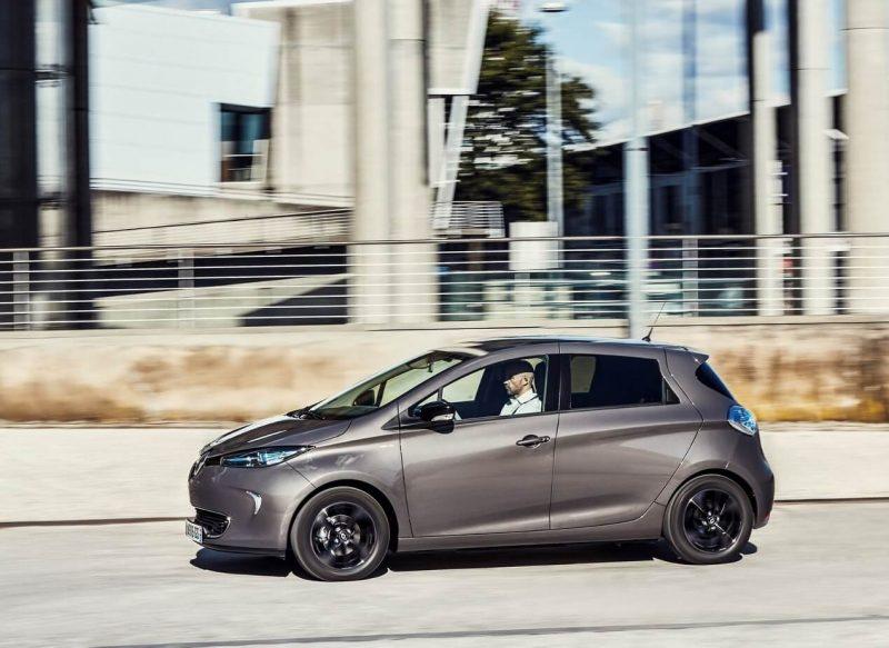 Хэтчбек Renault ZOE