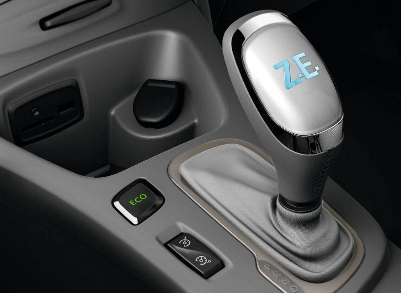 Коробка передач Renault ZOE