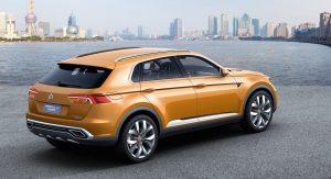 Volkswagen создал авто для китайцев