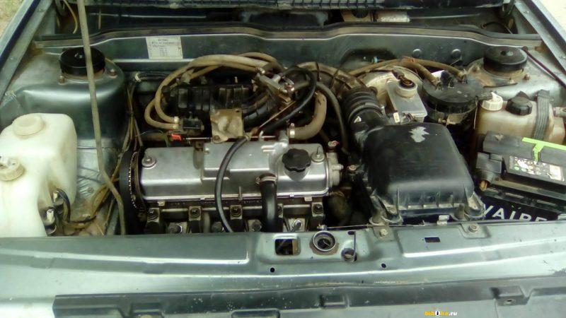 Фото двигателя ВАЗ-2114