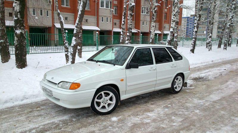 ВАЗ-2114 фото авто
