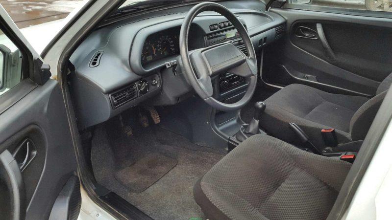 ВАЗ-2114 интерьер