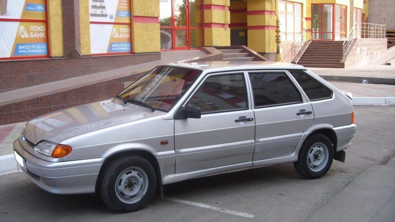ВАЗ-2114 2001 года