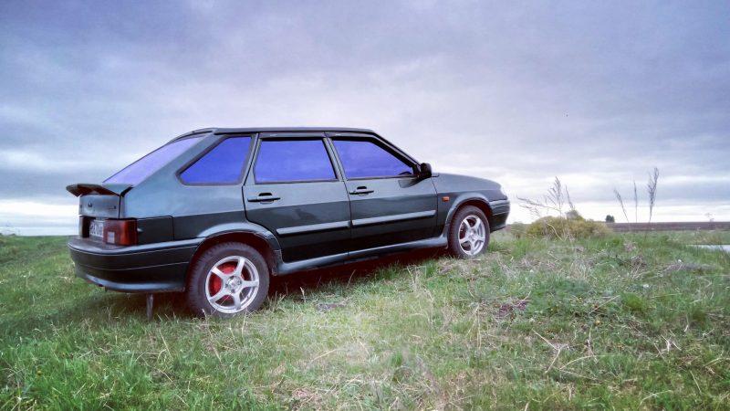Авто ВАЗ-2114