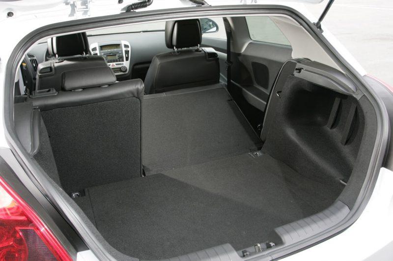 Багажник KIA Ceed I