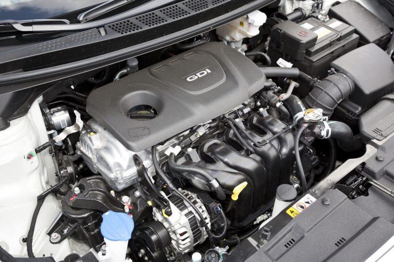 Двигатель KIA Ceed II
