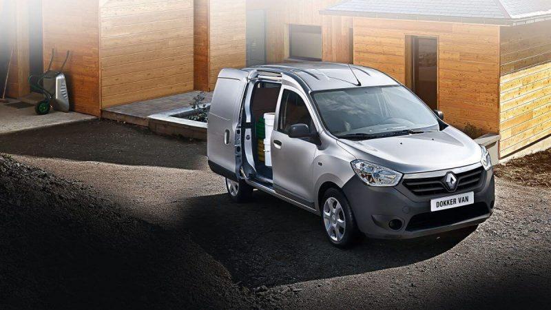 Фургон Renault Dokker