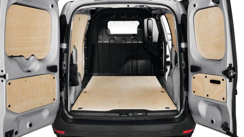 Багажник Renault Dokker Van