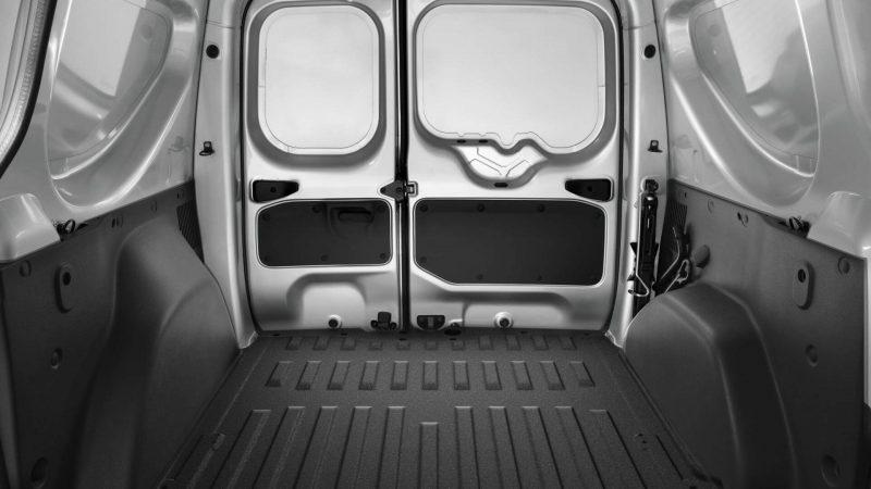 Салон Renault Dokker Van