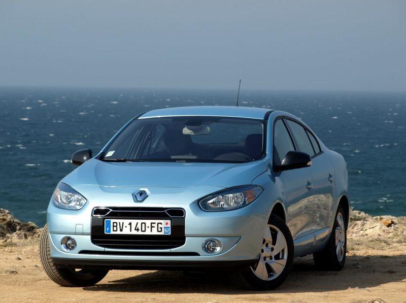 Фото Renault Fluence Z.E.