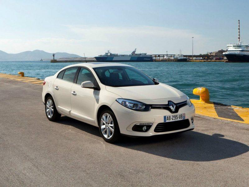 Renault Fluence фото авто
