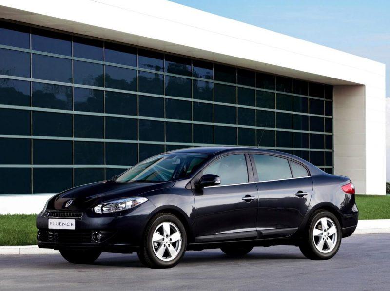 Renault Fluence первое поколение