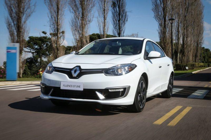 Фото Renault Fluence GT