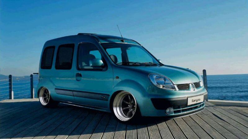 Renault Kangoo тюнинг