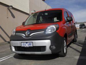 Renault Kangoo Maxi Crew