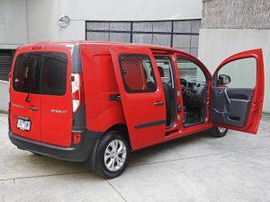 Рено Кенго фургон
