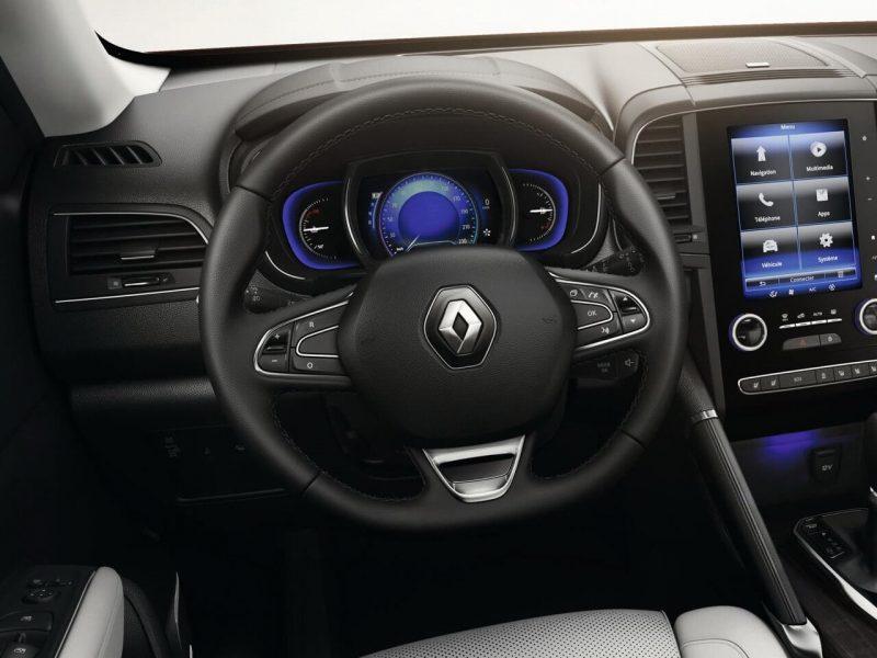 Рулевое колесо Renault Koleos