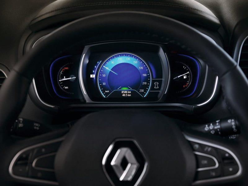 Панель приборов Renault Koleos