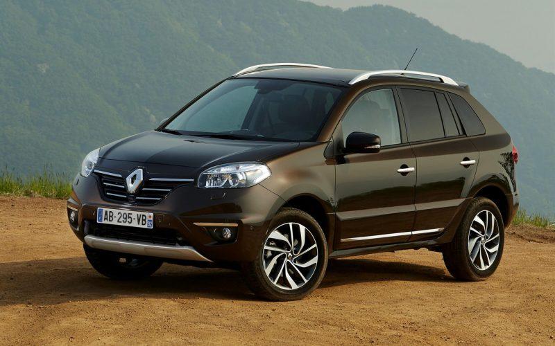 Renault Koleos фото авто