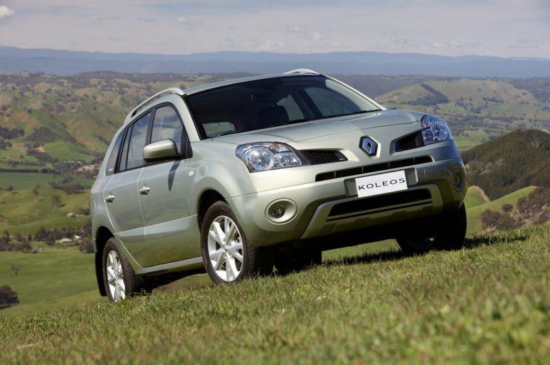 Renault Koleos первого поколения