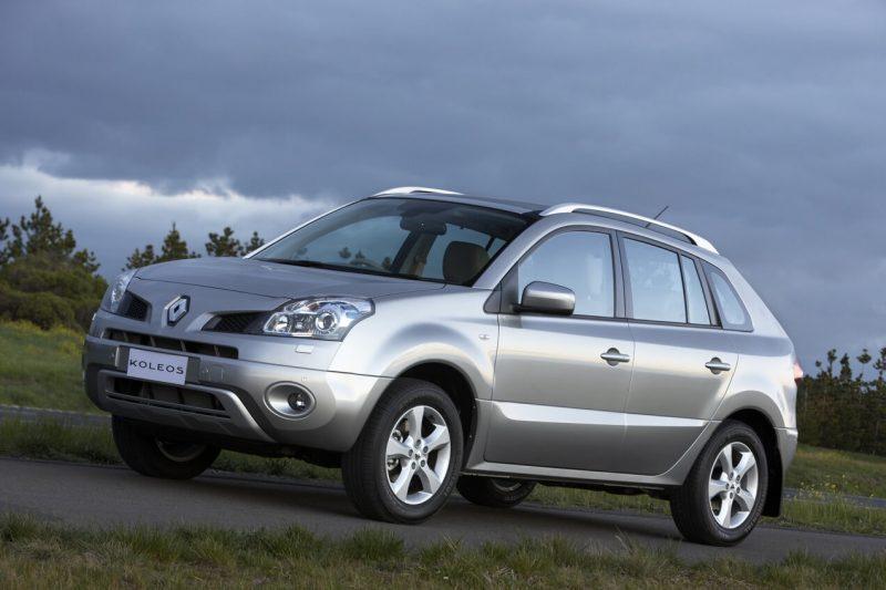 Renault Koleos 2008 года