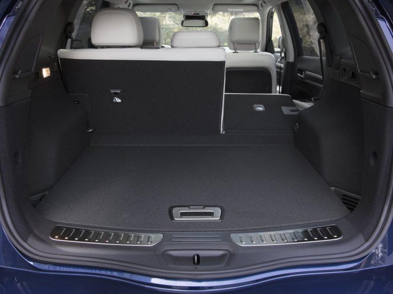 Багажник Renault Koleos II