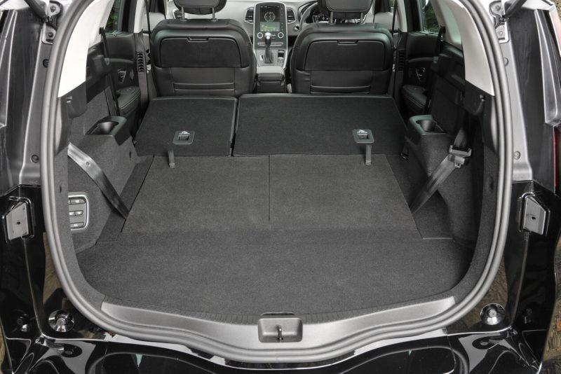 Багажник Renault Scenic IV