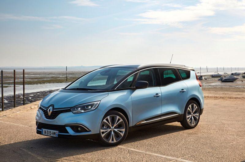 Новый Renault Scenic IV