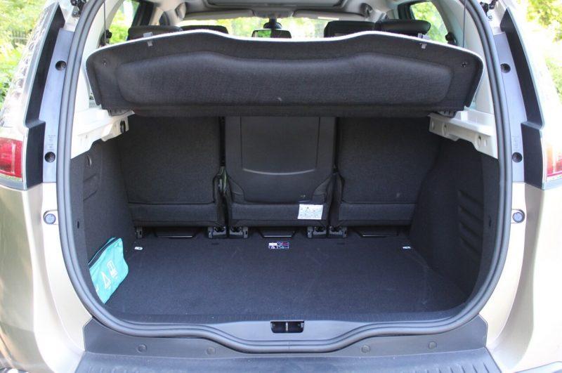 Багажник Renault Scenic III