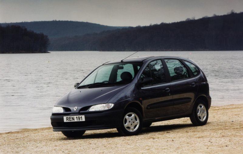 Фото Renault Scenic 1996