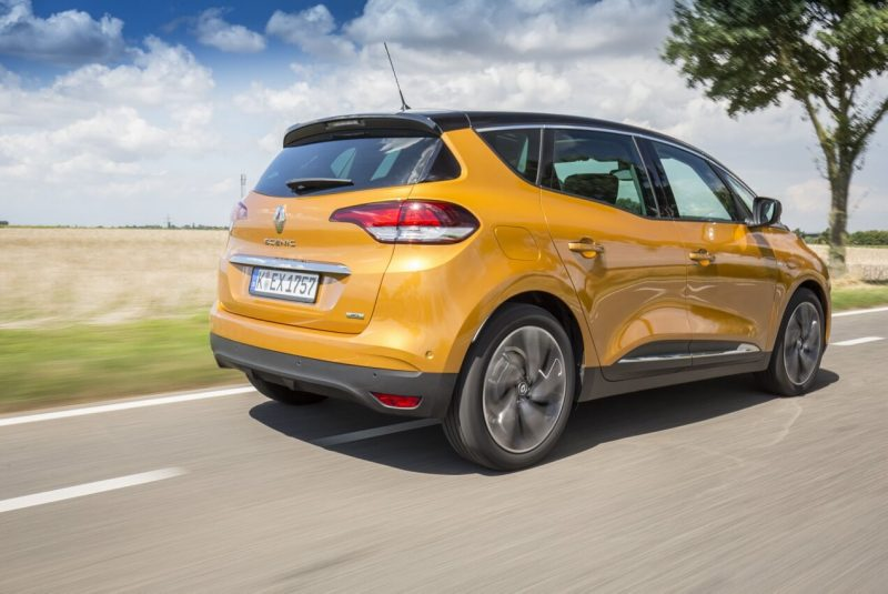 Фото Renault Scenic IV