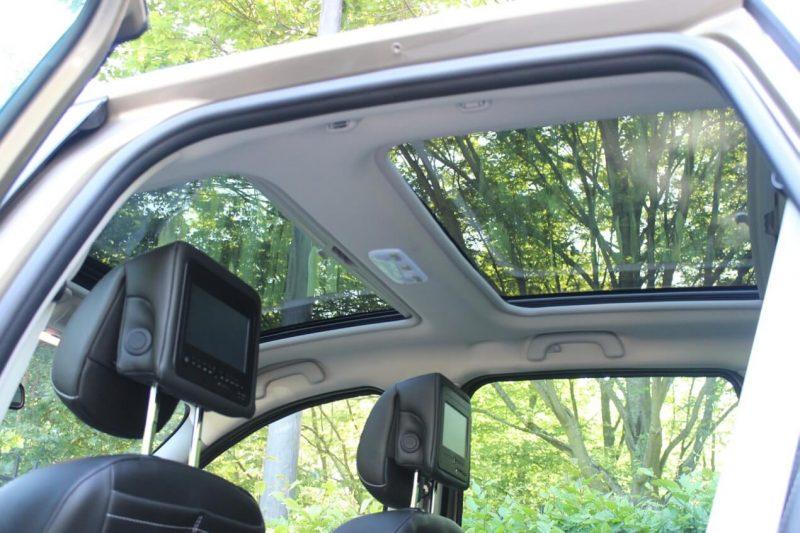 Интерьер Renault Scenic III