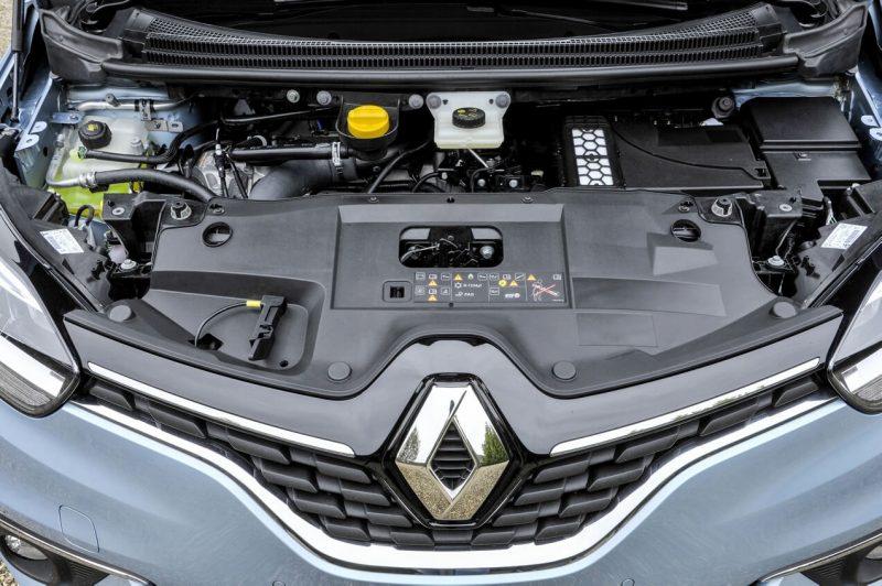 Двигатель Renault Scenic IV