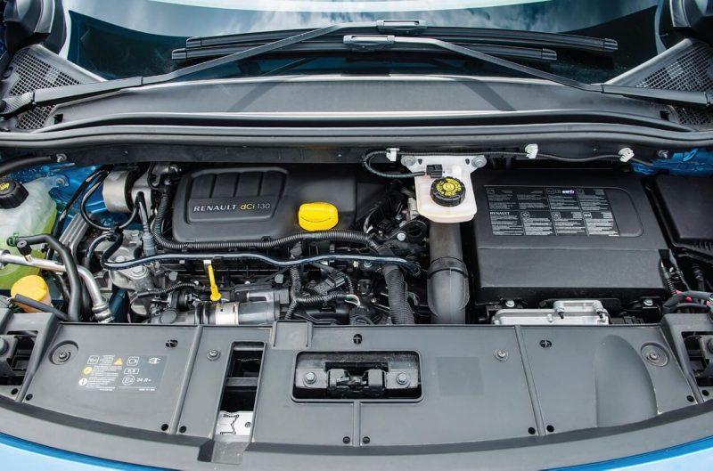 Двигатель Renault Scenic III поколение