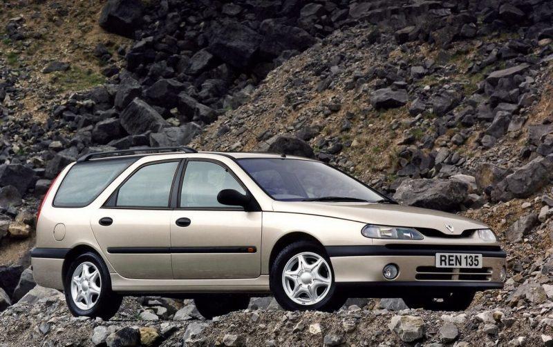 Универсал Renault Laguna I